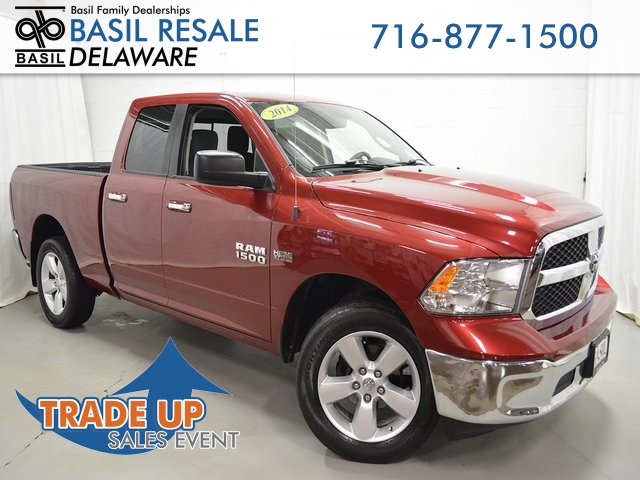 Pre Owned 2014 Ram 1500 Slt 4d Extended Cab In Buffalo D3139t