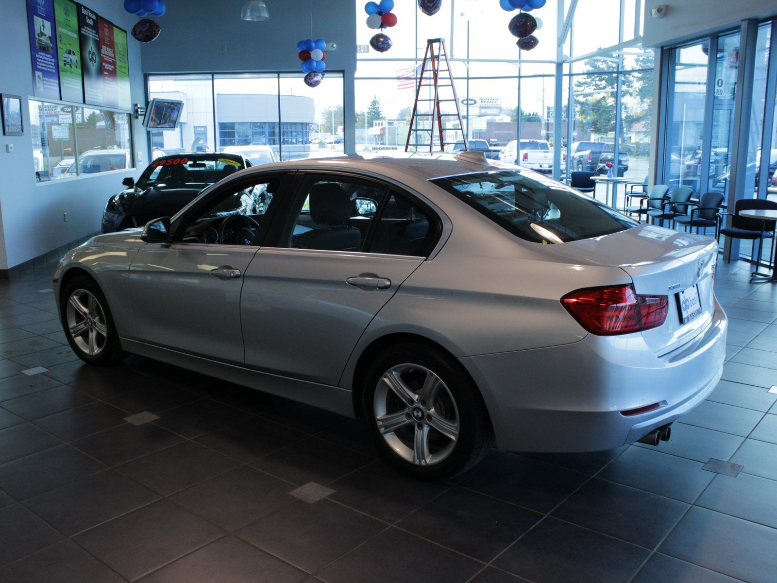 Pre Owned 2015 BMW 3 Series 328i xDrive 4dr Car in Buffalo AB4017