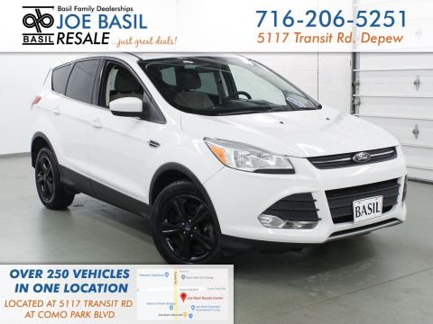 Pre-Owned 2013 Ford Escape SE 4WD