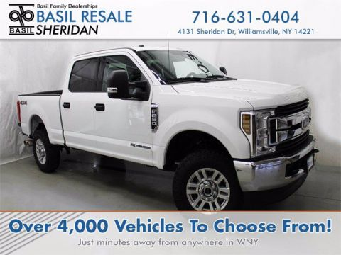 Pre-Owned 2018 Ford Super Duty F-250 SRW 4WD