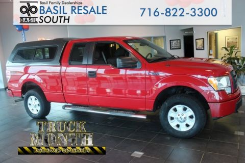 Pre-Owned 2010 Ford F-150 STX