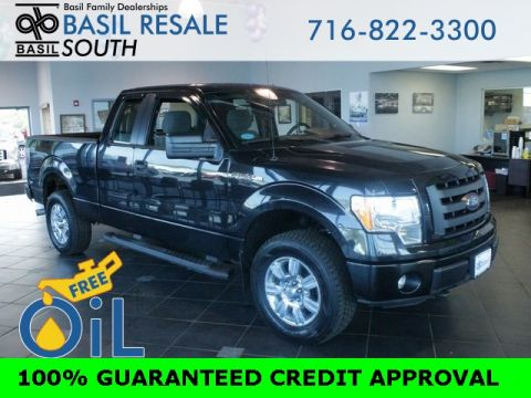Pre-Owned 2012 Ford F-150 STX