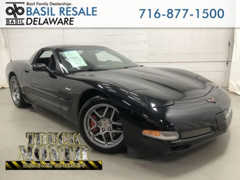 Pre-Owned 2001 Chevrolet Corvette Z06