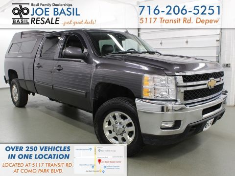 Pre-Owned 2011 Chevrolet Silverado 2500HD LTZ 4WD