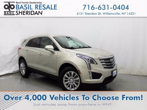 Pre-Owned 2017 Cadillac XT5 FWD FWD Sport Utility