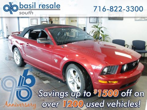 Pre-Owned 2009 Ford Mustang GT