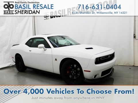 Pre-Owned 2018 Dodge Challenger R/T Scat Pack With Navigation