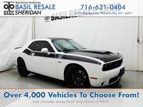 Pre-Owned 2017 Dodge Challenger T/A 392 With Navigation
