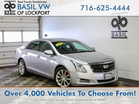 Pre-Owned 2016 Cadillac XTS Luxury With Navigation & AWD