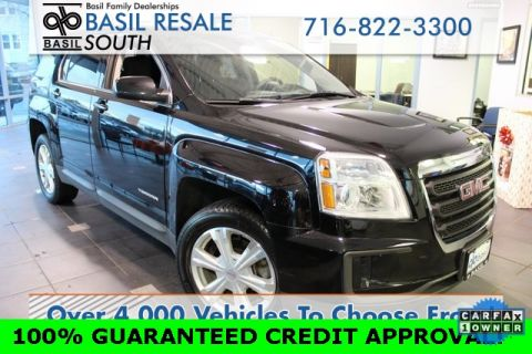 Pre-Owned 2017 GMC Terrain SLE-1 FWD 4D Sport Utility