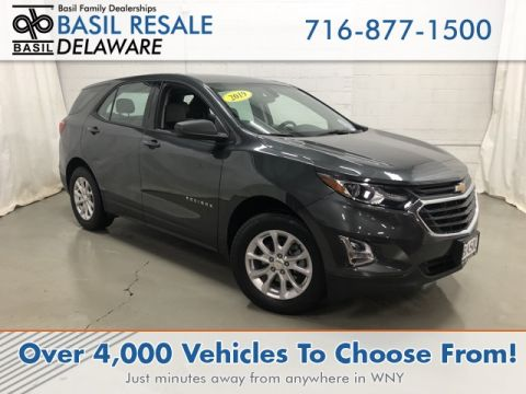 Pre-Owned 2019 Chevrolet Equinox LS AWD