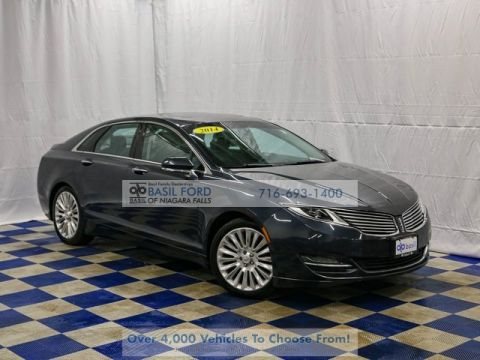 Pre-Owned 2014 Lincoln MKZ Base FWD 4D Sedan