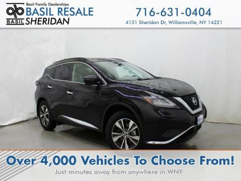 Pre-Owned 2019 Nissan Murano SV AWD