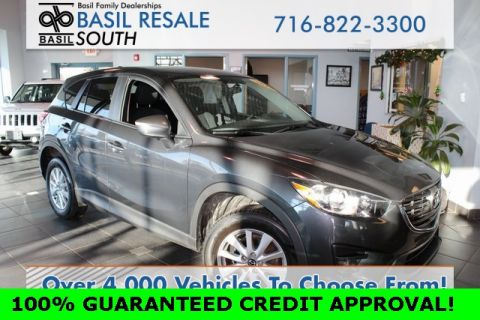 Pre-Owned 2016 Mazda CX-5 Touring AWD