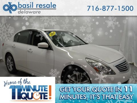Pre-Owned 2013 INFINITI G37 Sedan Journey